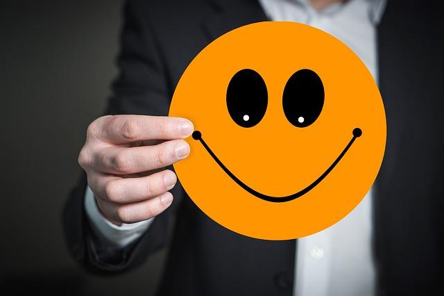 emoji veselý obličej