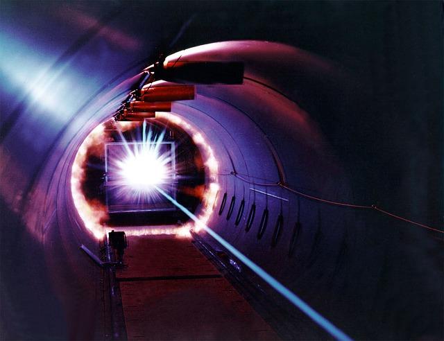 laserové světlo