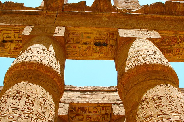 starověký chrám