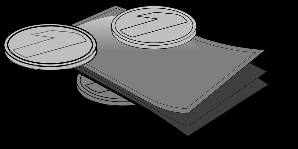kreslená měna